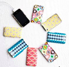 Jonathan Adler iphone cases are perfect for any graduate to have on campus! ~ Stephens Exclusives