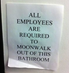 Bathroom Signs For Work the 22 most messed up but hilarious bathroom pranks you can play