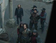 Immagini dal set della terza stagione! - pagina 95 - The Musketeers Stagione 3