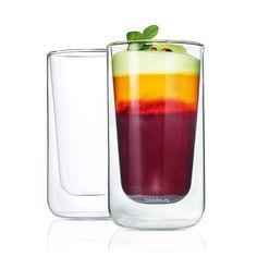 Blomus Nero Insulated Glassware - Modern Glassware