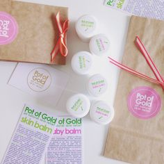 packaged with love <3. Our small batches contain 15G and are perfect for protecting your skin on the go.