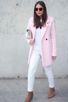 Fur Rosa Faux Mejores Coats Abrigos Styles Imágenes 11 De Fashion 0aI8Zq