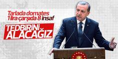 Erdoğan saldırıların arkasında ekonomik mesaj var dedi