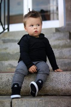 Our baby boy dress & new child outfits are definitely adorable. Little Boy Fashion, Baby Boy Fashion, Toddler Fashion, Kids Fashion, Fashion Clothes, Baby Boy Dress, Baby Boy Shoes, Baby Boy Outfits, Baby Boy Clothes Hipster