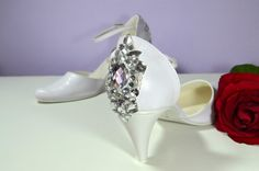 Wedding, Shoes, Fashion, Valentines Day Weddings, Moda, Shoe, Shoes Outlet, Fashion Styles, Mariage