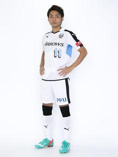Kawasaki Frontale / 川崎フロンターレ (J1) 2015 Puma Away