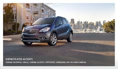 2013 Buick Encore | Luxury Crossover SUV | Buick