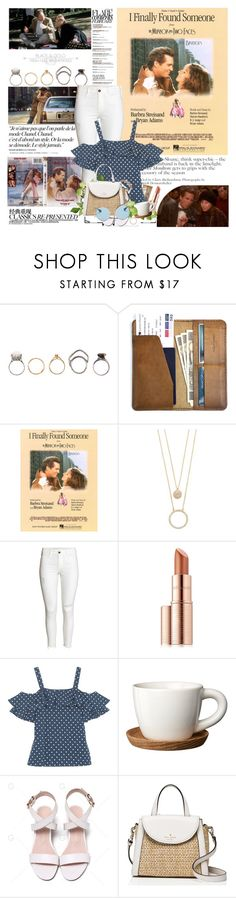 """The Mirror Has Two Faces"" by mars ❤ liked on Polyvore featuring Iosselliani, Chanel, CO, Kate Spade, Estée Lauder, J.Crew, Höganäs Ceramic and Ray-Ban"