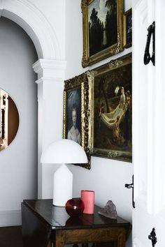 House tour: the colourful reawakening of an Adelaide Federation home Home Interior Design, Interior Architecture, Vogue Home, Interior Window Trim, Interior Doors, Dream Decor, Home Decor Inspiration, House Tours, Luxury Homes