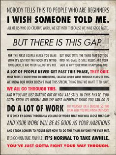 Interesting perspective. I think it's true that even good writers will write some things that just are not good.