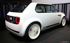 2017 Honda 'Urban EV Concept'