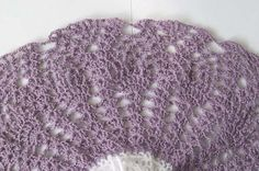 Baby dress: crochet tutorial