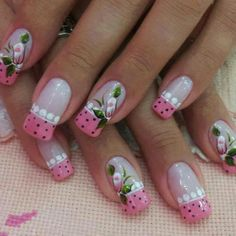 pretty nail designs ideas for 2016 - Real Hair Cut Crazy Nail Art, Crazy Nails, New Nail Art, Fun Nails, Pretty Nails, Easter Nail Designs, Pretty Nail Designs, Nail Art Designs, French Tip Nails