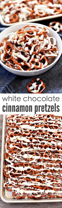 I had every intention of sharing this recipe last week, but I got too caught up in all the Christmas fun with my family! We had such a great holiday, and as always, it flew by way too fast.  I made these WHITE CHOCOLATE CINNAMON PRETZELS for an easy and yummy treat for us...Read More »