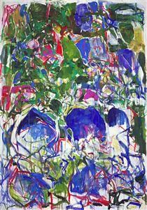 My Landscape II - Joan Mitchell