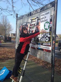 Campagne voor de Provinciale Staten- en waterschapsverkiezingen - - Partij voor de Dieren - Afdeling Friesland