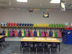 Terhune's First Grade Site!: The Ultimate Classroom Tour! So many great…, - Home Schooling İdeas Polka Dot Classroom, Infant Classroom, Classroom Organisation, Classroom Setup, Organization Ideas, Classroom Arrangement, Kids Daycare, Classroom Inspiration, Home Schooling