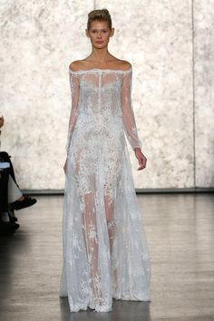 The biggest bridal wedding dress trends of 2016