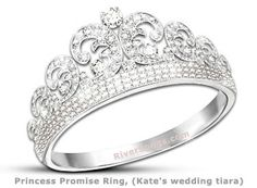 Princess Promise Rings, Heart Shaped Promise Rings, Promise Rings For Couples, Diamond Promise Rings, Love Promise, Royal Princess, Bling Bling, Heart Shapes, Amy
