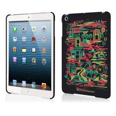 Colorful City iPad Mini Case (design by Dan Fajardo) Fajardo, Order Up, Ipad Mini, Panda, Colorful, City, Design, Pandas, City Drawing
