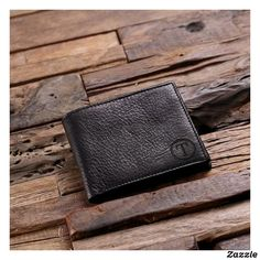 Purchase Coin Wallet Personalized Monogrammed Engraved Leather Bifold Mens Wallet Zipper Groomsmen, Best Man, Father's Day Gift from Teals Prairie &am Diy Gifts For Him, Best Gifts For Men, Gifts For Father, Personalized Leather Wallet, Personalized Gifts For Men, Custom Gifts, Wood Gift Box, Coin Wallet, Boyfriend Gifts