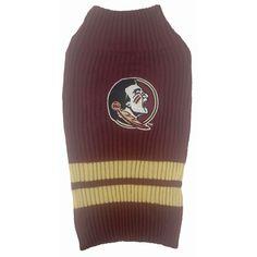 Florida State Seminoles NCAA Dog Sweater