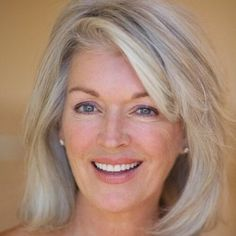 Easy Hairstyles for Women over 60