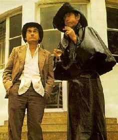 Pete & Dud as Derek & Clive still so funny! Peter Cook, Bright Side Of Life, Facial Muscles, Funny People, I Laughed, That Look, Actors, Film, Celebrities