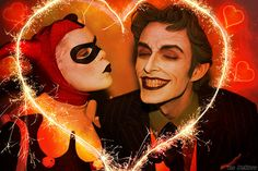 Harley and Joker's love is not #relationshipgoals | | FIUSM