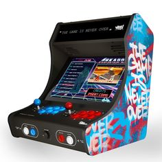 Borne Arcade, 1 An, Arcade Games, Compact, Dyi, Collection, Ideas, Gaming, Thoughts