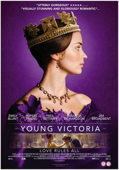 The Young Victoria movie costumes The Young Victoria, Reine Victoria, Queen Victoria, Great Films, Good Movies, Victoria Movie, Rupert Friend, Little Dorrit, Chick Flicks