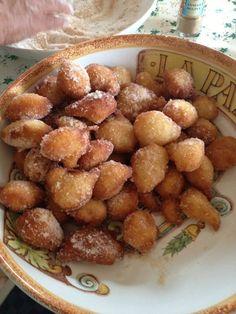 Sfinci di San Martino   Ricetta siciliana, Storie e Tradizioni ricetta siciliana zucchero frittelle