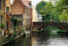 Bruges, Belgium.  Loved it here!