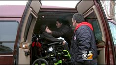 <div>A Long Island couple with a special needs son says they face major snow and ice hassles trying to get their child medical care this winter. CBS2's Jennifer McLogan reports.</div><div><br/></div>