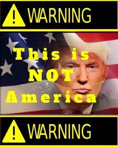 Trump is Destroying Democracy! #NotMyPresident#IllegitimatePresident#TrumpStoleit