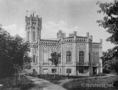 Bucuresti, Dealul Filaret 1900. Casa Bosianu