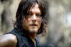 Norman Reedus loves his job. And there is a lot to love. He gets to play Daryl Dixon and all the things that go along with that — riding a motorcycle, wearing a badass jacket, wielding a crossbow. And he gets to do it all on the highest-rated show on television, The Walking Dead.    RELATED: The Walking Dead: Before They Were Stars