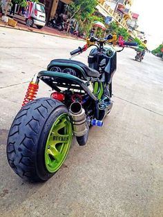 Interesting Motorcycle ..