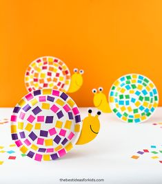 Paper Plate Crafts 343962490294110254 - Paper Plate Snail Craft – The Best Ideas for Kids Source by valcressman Paper Plate Art, Paper Plate Crafts For Kids, Summer Crafts For Kids, Easy Paper Crafts, Paper Plates, Spring Crafts, Bug Crafts, Preschool Crafts, Preschool Ideas