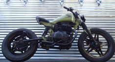 Honda CB450 Custom Cafe Racer Brat Street Fighter 6,000 MILES!!! - USD6,400