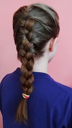 hair style french word