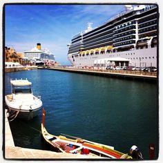 Valletta Waterfront in Floriana, Valletta