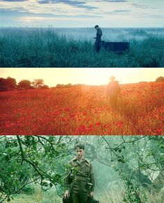 Atonement cinematography - Seamus McGarvey