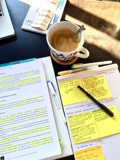 illluminatedknowledge: Aug 23rd || Studying... / Tea, Coffee, and Books