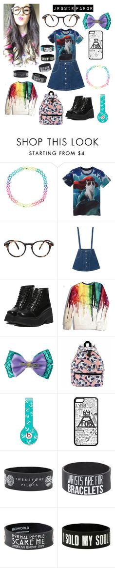 """Jessie Paege"" by skylarkyoutuber on Polyvore featuring Accessorize, See Concept, Disney, Beats by Dr. Dre and mermaidsquad"
