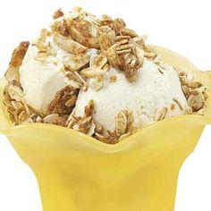 Low-Fat Vanilla Ice Cream