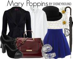 Disney Bound - Mary Poppins