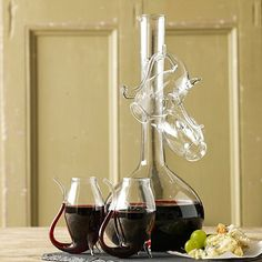 Port is something the English love at the end of a meal, especially a festive one. And these port sippers, modelled on glasses in use during the 17th century, are something that even Mr Darcy would have been familiar with. Add a little glamour to your Thanksgiving Dinner - I dare you!