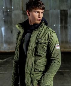 Superdry Jade Rookie Pocket Jacket & Reviews Jackets