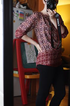 Sunny with a Chance of Sprinkles: Stitch Fix #2: Lots of Patterns